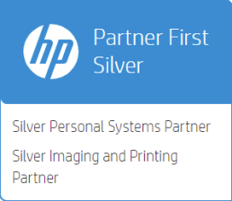 HP Qualified Supplies Partner: Partner First Silver